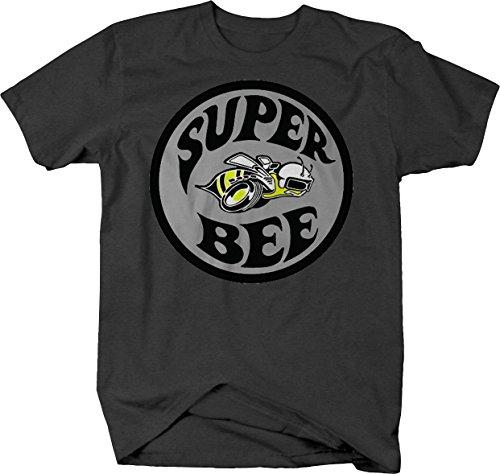 Dodge Super Bee V8 Muscle Car 1968-71 Hotrod Classic Tshirt - (Mopar Super Bee)