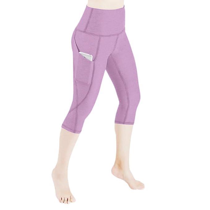 Xinantime - Pantalones Yoga Mujeres, Pantalón Entrenamiento ...