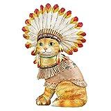 Collections Etc Native American Pet Southwest Garden Statues Décor, Cat Review