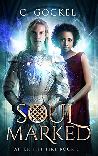 Soul Marked: After the Fire Book 1 cover