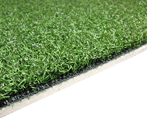 PREMIUM PRO TURF 3' x 5' Full Stance Golf Mat For The OptiShot Golf Simulator- 5mm Foam Backing by PREMIUM PRO TURF (Image #1)