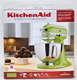 Kitchen Aid 4.5-Quart Tilt-Head Stand Mixer – Green Apple Review
