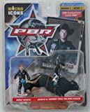 PBR Mike White & Mossy Oak Mudslinger Figure Set + PBR Trading Card