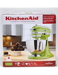 Kitchen Aid 4.5-Quart Tilt-Head Stand Mixer - Green Apple