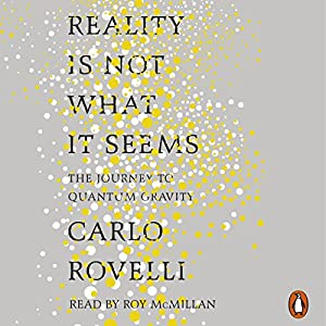 Reality Is Not What It Seems Hörbuch
