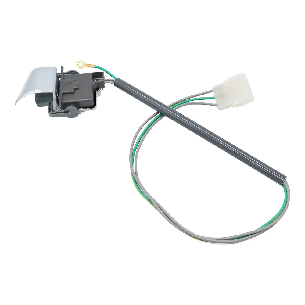 Washer Lid Switch 3949238 with Three-wire Lead Replacement Part Compatible with Whirlpool Kenmore Top Load Washing Machines 3949238,PS11742021