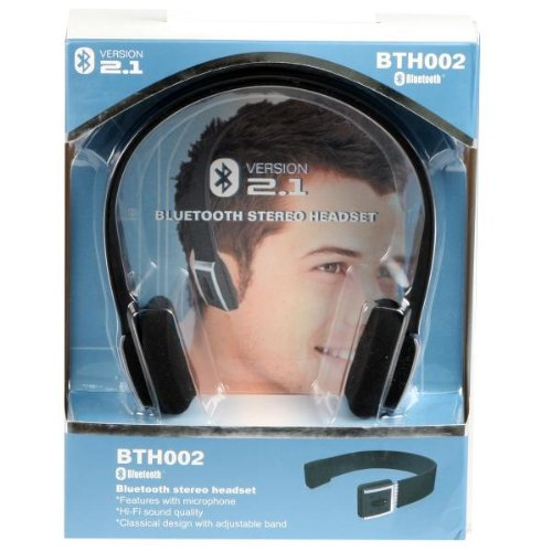 BTH002 BLUETOOTH STEREO HEADPHONES DRIVERS FOR MAC