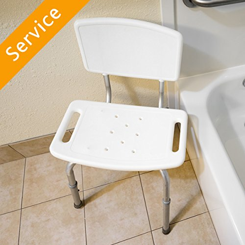 Shower Chair Assembly