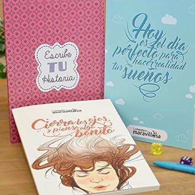 La mente es Maravillosa - Pack 3 libretas A5: Amazon.es: Oficina y ...