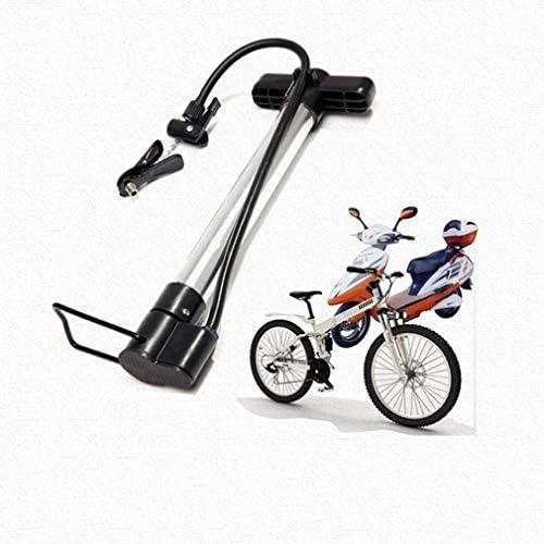 WXQ-XQ 仏式とシュレーダーバルブ、マウンテンバイク道路車いすでの自動二輪車用フットポンプアウトドア、スポーツ、ミニポンプポータブル自転車ポンプ滑り止めの高圧力、