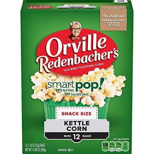 Orville Redenbacher's SmartPop! Butter Microwave Popcorn