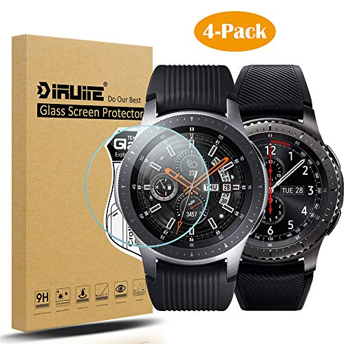 Suoman 4-Pack for Samsung Galaxy Watch 46mm/Gear S3 for sale  Delivered anywhere in Canada
