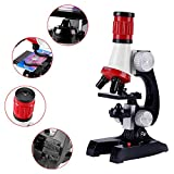 Science Kits for Kids Beginner Microscope with LED