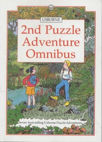 2nd Puzzle Adventure Omnibus