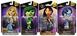 Disney Infinity 3.0 - Alice/Disgust/Mulan/Sadness (4-Pack)