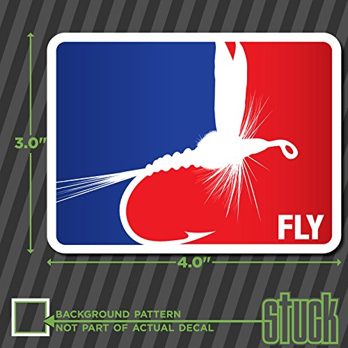 Fly Fishing Logo Major Leauge- 4.0
