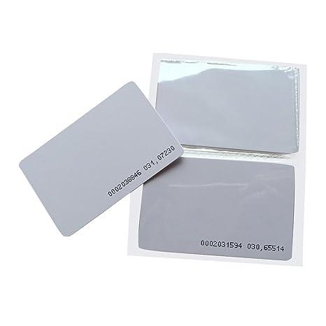 YARONGTECH 125KHz EM4100 entrada de puerta Acceso tarjeta de ...