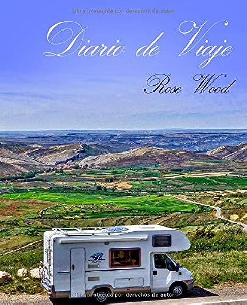 Diario de Viaje Edición en español : Autocaravana, Camper y ...