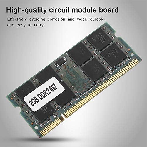 Amazon.com: Tangxi - Banco de memoria RAM DDR2 de 2 GB (667 ...
