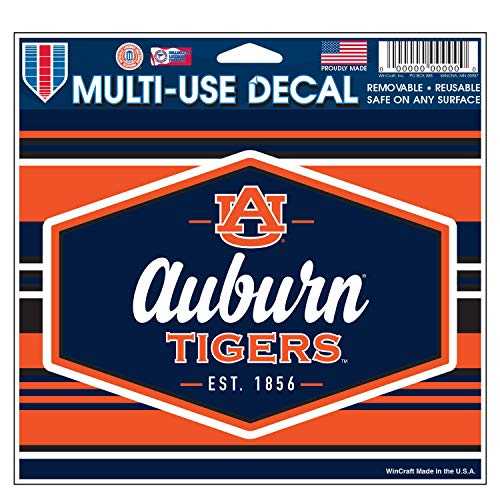 Wincraft Auburn Tigers Official NCAA 4.5