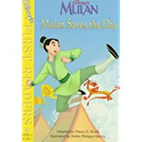 Mulan Saves the Day (Disney's First Readers, Level 1)