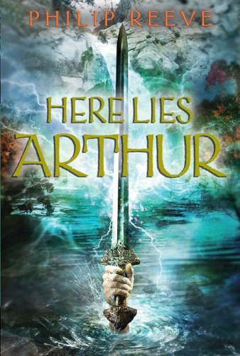 Book cover for Here Lies Arthur