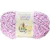 Bernat Baby Blanket Twist Yarn, 3.5 Ounce, Pink Twist