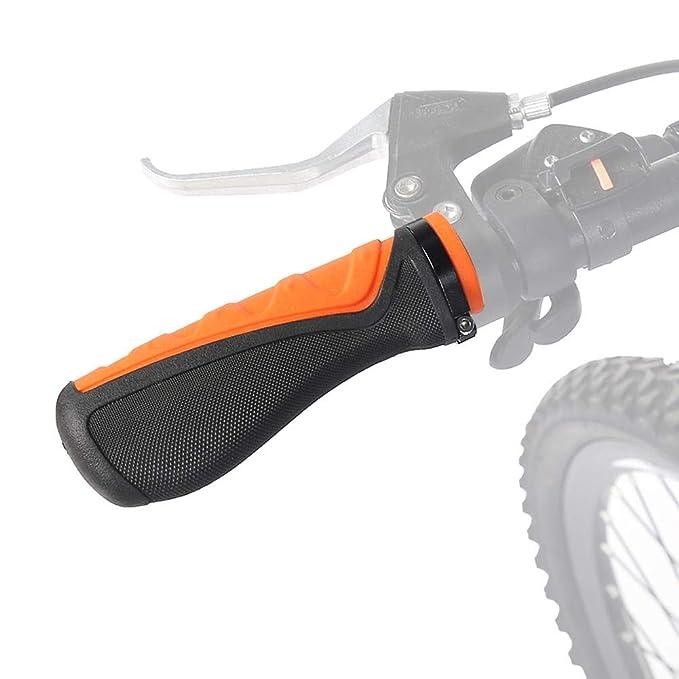 VGEBY1 Apretones de Manillar de Bicicleta Calidad Antideslizante Goma de monta/ña de monta/ña Grips Accesorios de manija de Ciclismo