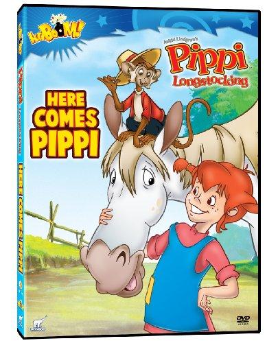 Pippi Longstocking: Here Comes - Series Longstocking Pippi Tv