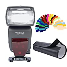 YONGNUO YN685 Wireless Flash Speedlite ETTL /M / Multi GN60 2.4HZ 1/8000s with LCD Screen and HSS function for Canon DSLR