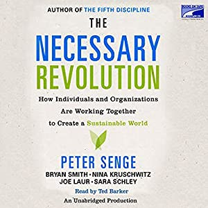 The Necessary Revolution Hörbuch