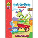 img - for Dot-to-Dot Alphabet Activity Zone (Ages 4-6) book / textbook / text book
