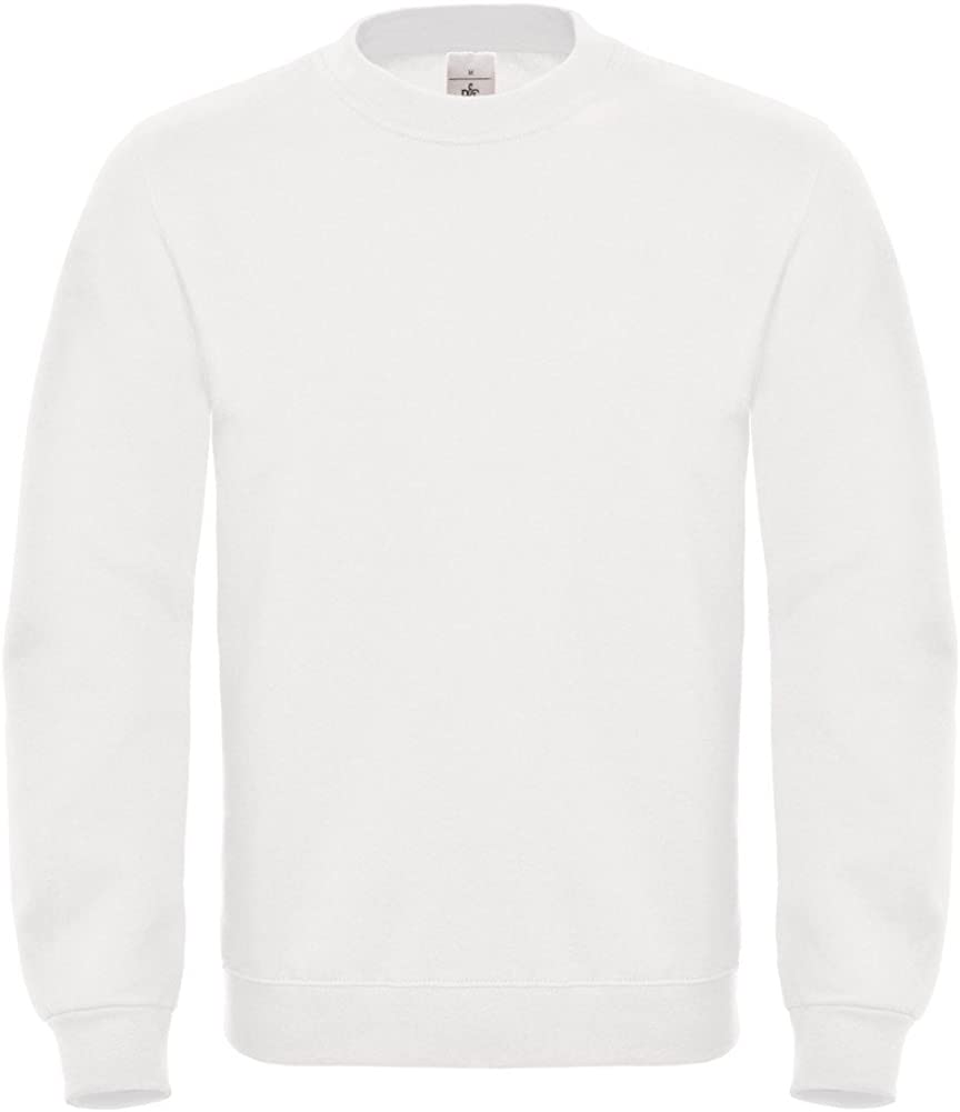 B&C Sweatshirt mit Rundhalsausschnitt Royal Blue
