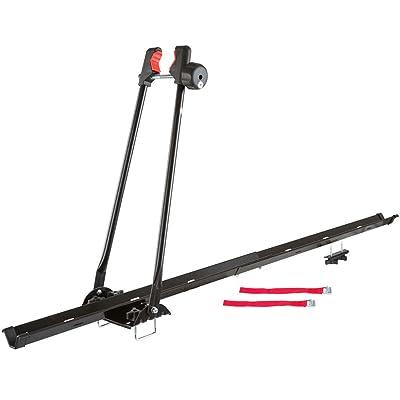 Rage Powersports Apex 1-Bike Upright SUV Roof Rack Locking Bicycle Carrier: Automotive
