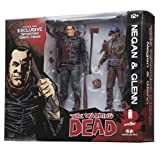Walking Dead Negan and Glenn Bloody Action Figure 2-Pack- San Diego Comic-Con 2016 Exclusive