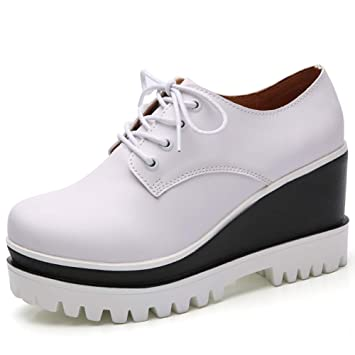 Shoe House Mocasines, Chaussures Plates Pour Femmes, Chaussures Cómodas Et Antidérapantes, Compensées 5 Cm: Amazon.es: Deportes y aire libre