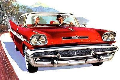 Image result for 1958 Desoto