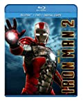 Cover Image for 'Iron Man 2 (Blu-ray/DVD Combo + Digital Copy) [blu-ray]'