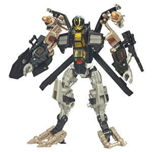 amazoncom transformers hunt for the decepticons