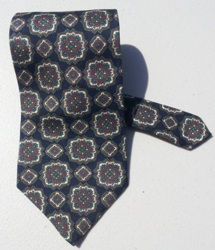 Men's Christian Dior Monsieur Necktie Dark - Mens Christian Dior Tie