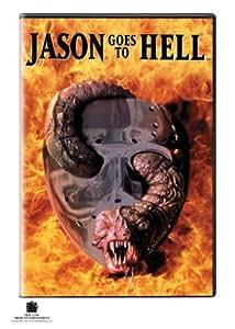 Jason Goes to Hell [Reino Unido] [DVD]