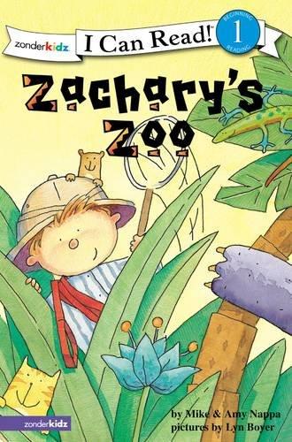 Zachary's Zoo: Biblical Values (I Can Read!)