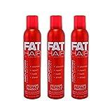 Samy Fat Hair Amplifying Hair Spray 10 Ounce (295ml) (3 Pack)