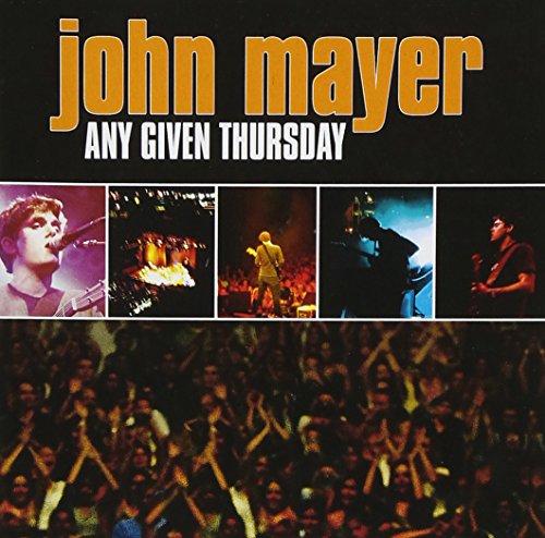 CD : John Mayer - Any Given Thursday (United Kingdom - Import, 2 Disc)