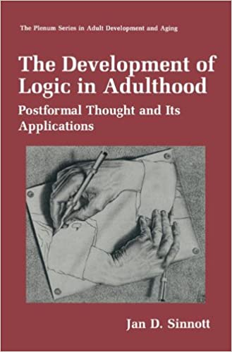 Paginas Para Descargar Libros The Development Of Logic In Adulthood: Postformal Thought And Its Applications Buscador De Epub