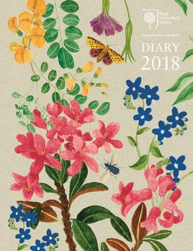 Royal Horticultural Society Pocket Diary 2018