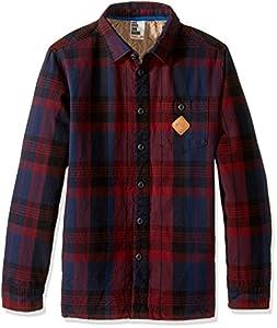 Thirtytwo Jaycobs Insulator Shirt, Navy, Small
