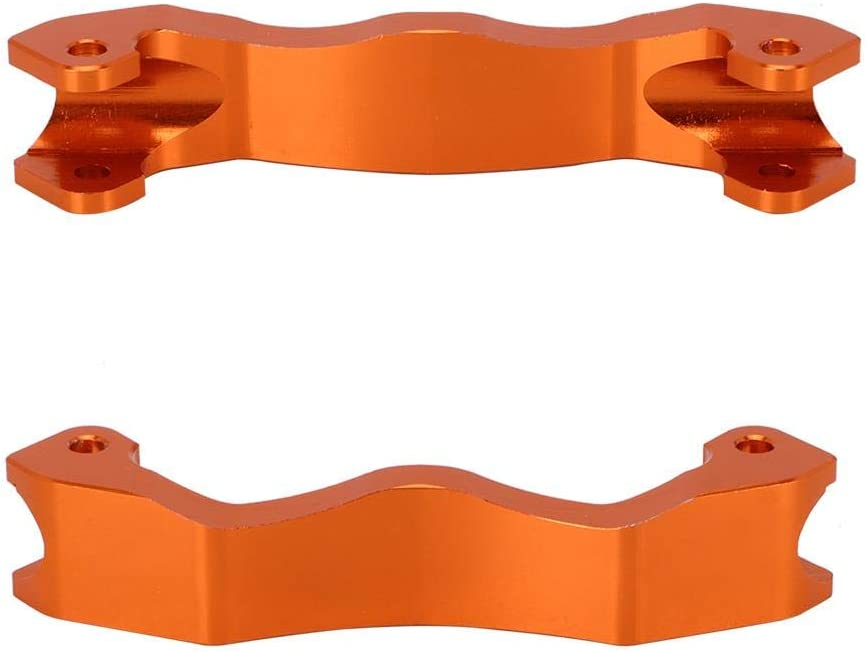 Orange Woyisisi Durable Aluminum Alloy Front Shock Brace for RC 1//5 HPI Racing Car Baja RC Vehicle Compatible with 1//5 Baja HPI Racing 5B 5SC 5t 5R SS T1000 KM ROVAN.