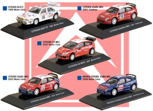 model-car-cms-rally-car-collection-ss19-1-64-citroen-secret-included-6-items-set-minicars-japanese-m