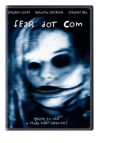Fear Dot Com - Usa Vans Website